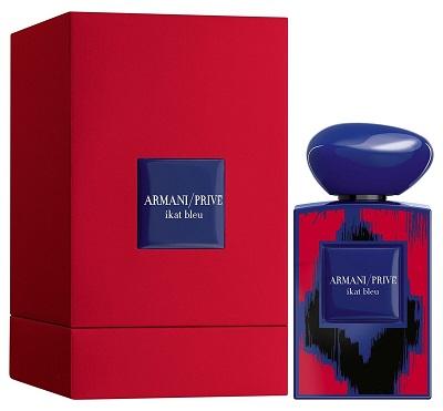 Armani Privé - Ikat Bleu di Giorgio Armani