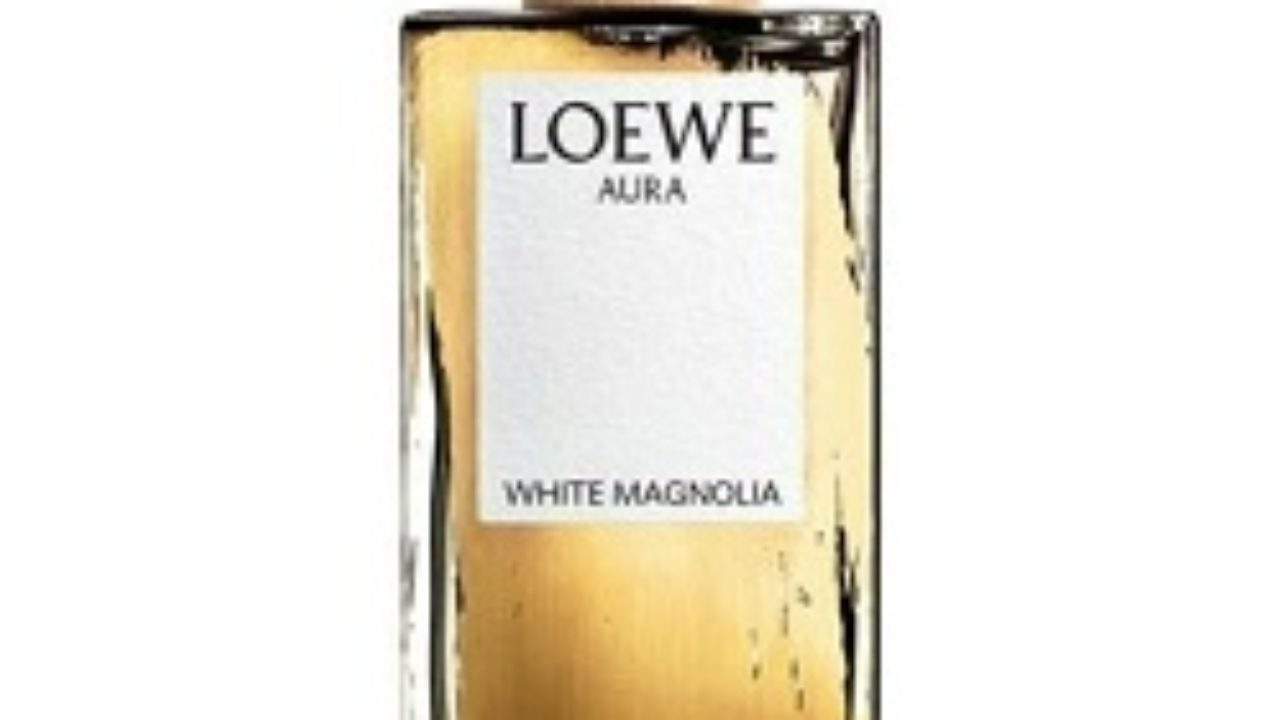 Aura White Magnolia di Loewe Novità su profumi, essenze e