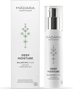 Deep Moisture Fluid di MÁDARA Organic Skincare