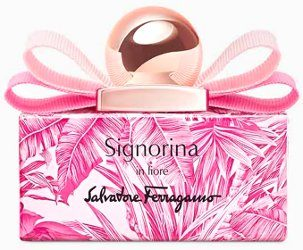 Ferragamo's Signorina In Fiore in the 2019 Fashion Edition