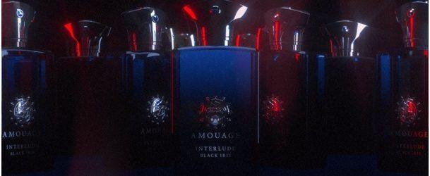 Interlude Black Iris di Amouage