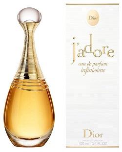 J'adore eau de parfum infinissime di Christian Dior
