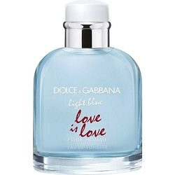 Light Blue pour Homme Love is Love di Dolce & Gabbana