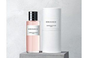 Novità: Rose Kabuki di Christian Dior