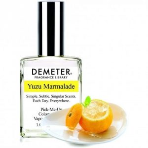 Novità: Yuzu Marmalade di Demeter Fragrance Library / The Library Of Fragrance