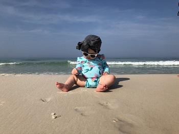baby al mare