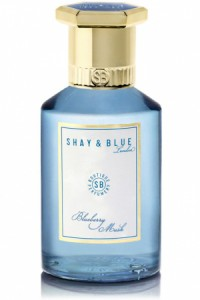 bluberry musk blue and shay
