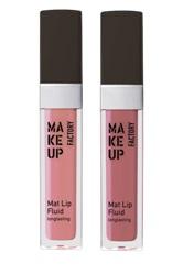 MAT LIP FLUID LONGLASTING di Make up Factory